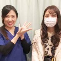 板橋区にお住まいのN.M様(女性/26歳/医療関係)